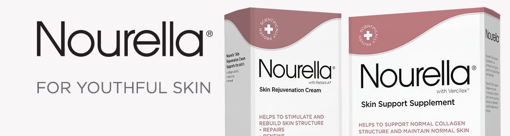 Nourella® Active Skin Support System